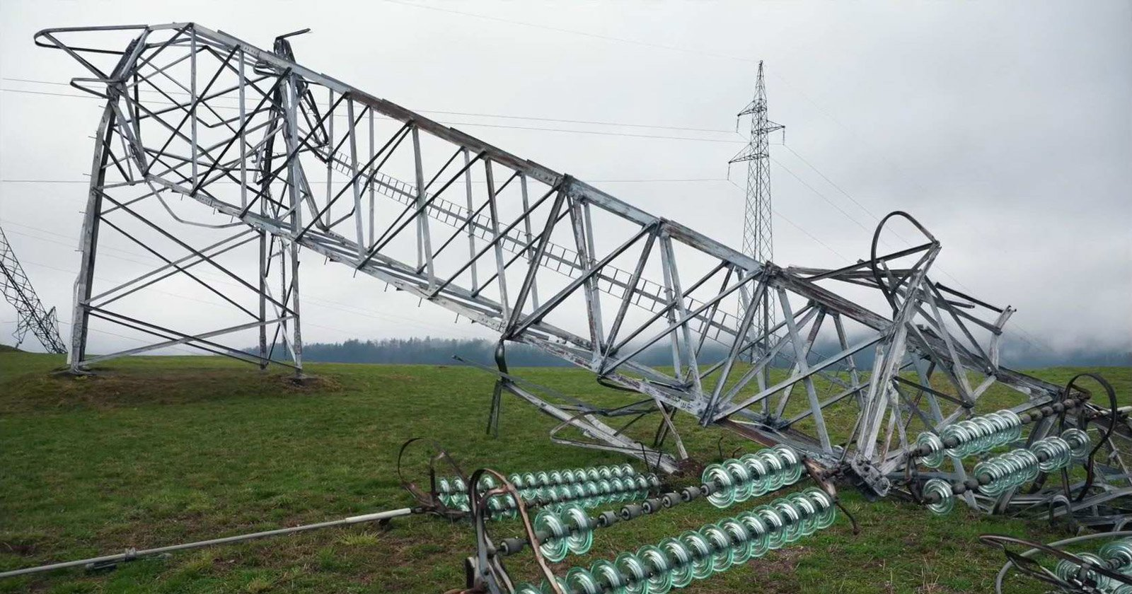 Transmission Tower Collapse
